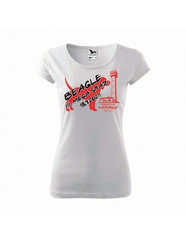 Dámské tričko Karasín 3b 2021 00
